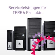 Terra Serviceleistungen